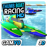 THUMB BOAT RACING